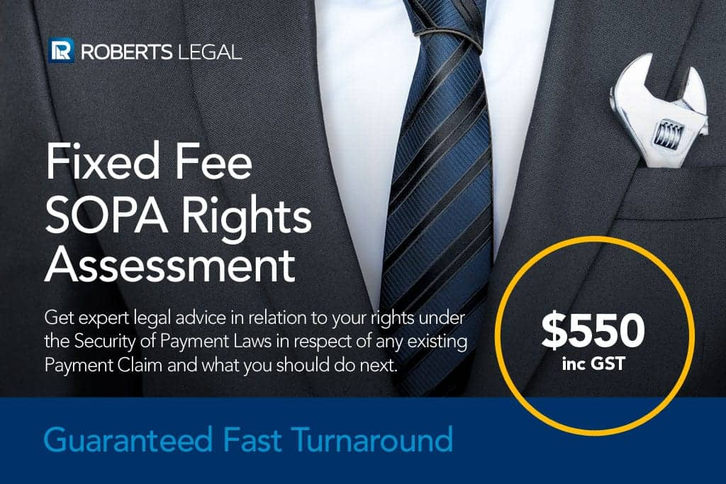 RL Fixed Fee SOPA Rights Assessment